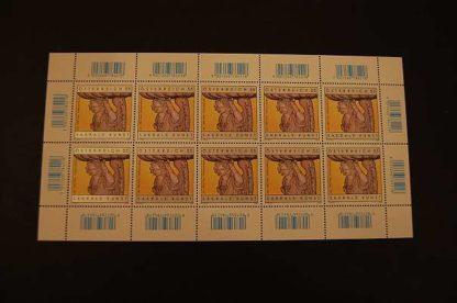 Österreich 2009 Sakrale Kunst Kleinbogen ANK. 2835 postfrisch