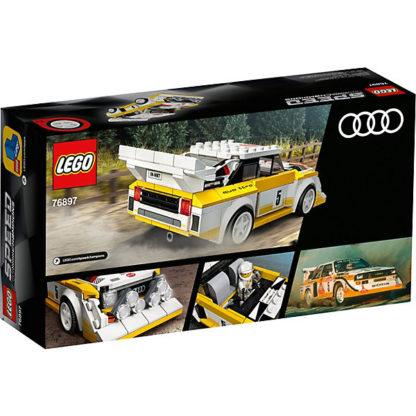 LEGO Speed 76897 Audi Sport quattro S1