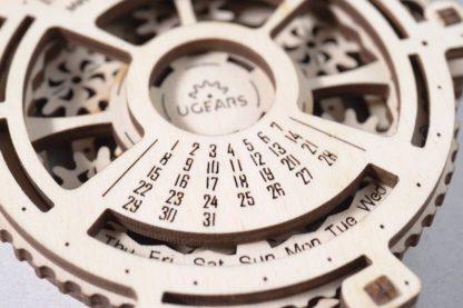 UGears Kalender - Datumsnavigator UGears
