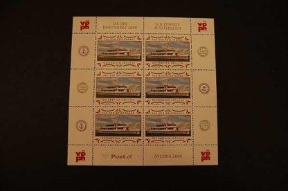 Österreich 2009 Tag der Briefmarke Kleinbogen ANK 2852 postfrisch