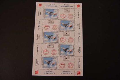 Österreich 2006 Tag der Briefmarke Kleinbogen postfrisch ANK: 2633