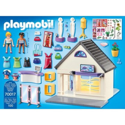 PLAYMOBIL 70017 Meine Trendboutique