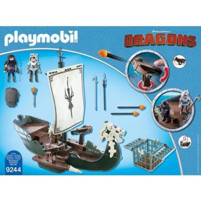 PLAYMOBIL 9244 Dragos Schiff
