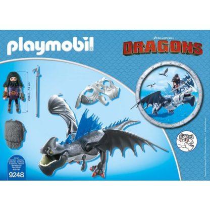 PLAYMOBIL 9248 Drago mit Donnerklaue
