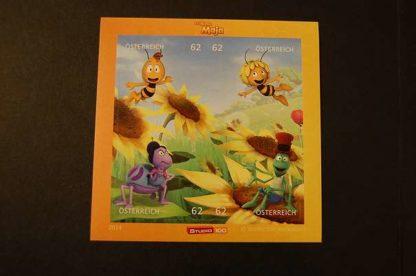 Österreich 2014 Die Biene Maja Block postfrisch ANK. 3180 - 3183