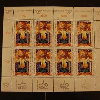 Österreich 1999 Tag der Briefmarke Kleinbogen postfrisch ANK 2320