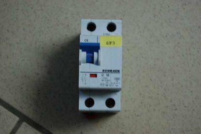 Schrack Sicherungsautomat C13/1+N