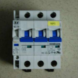 Schrack Sicherungsautomat C20 3pol  mit Hilfsschalter