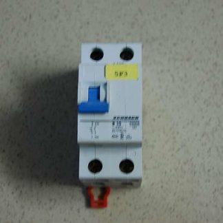 Schrack Sicherungsautomat B10/1+N