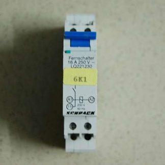 Schrack Fernschalter LQ221230