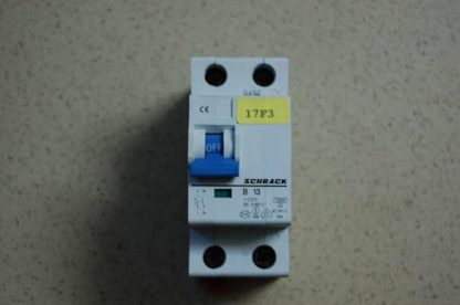 Schrack Sicherungsautomat B13/1+N