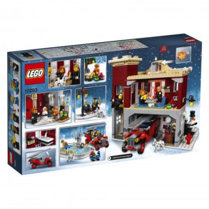 LEGO Creator 10263 Winterliche Feuerwache