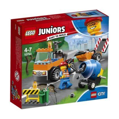 LEGO Juniors 10750 Straßenbau-Laster