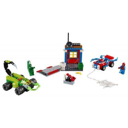 LEGO Juniors 10754 Großes Kräftemessen Spider-Man