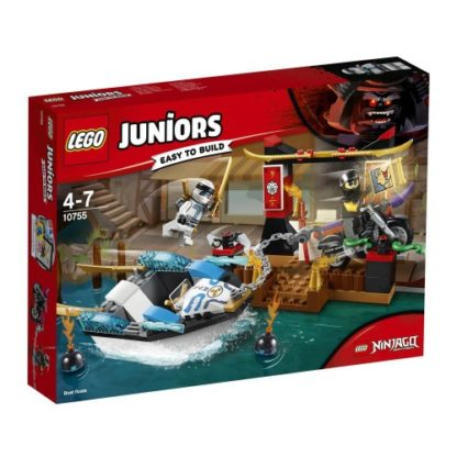 LEGO Juniors 10755 Zanes Verfolgungsjagd Ninjaboot