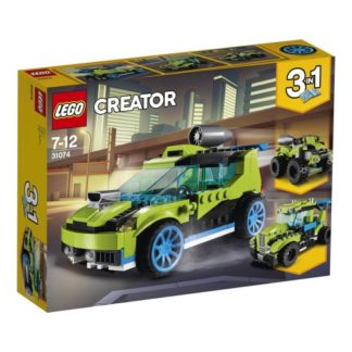 LEGO Creator  Raketen-Rallyeflitzer 31074