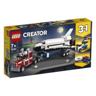LEGO Creator 31091 Transporter für Space Shuttle