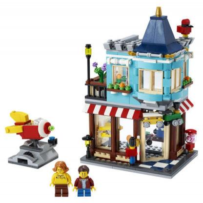 LEGO Creator 31105 Spielzeugladen im Stadthaus