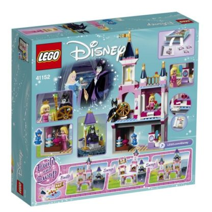 LEGO Princess 41152 Dornröschens Märchenschloss