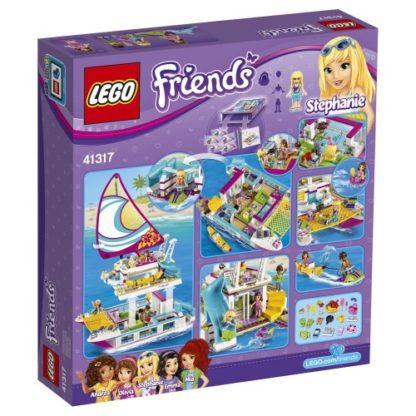 LEGO Friends 41317 Sonnenscheinkatamaran