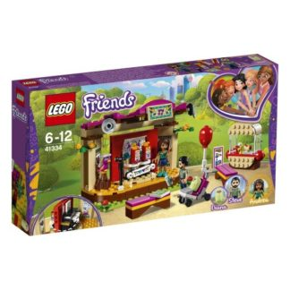LEGO Friends 41334 Andreas Bühne im Park