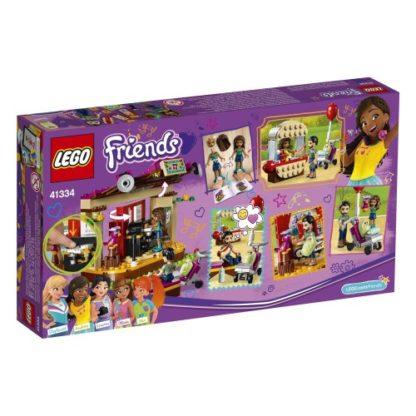 LEGO Friends 41334 Andreas Bühne im Park