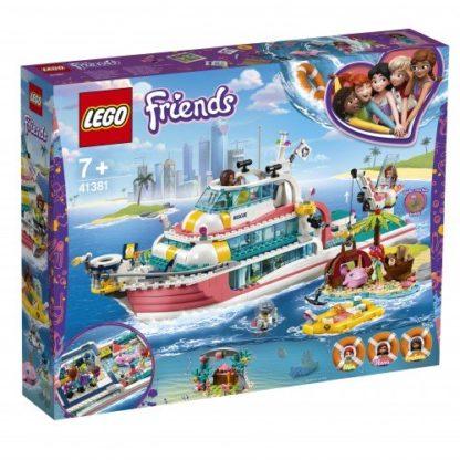 LEGO Friends 41381 Boot für Rettungsaktionen