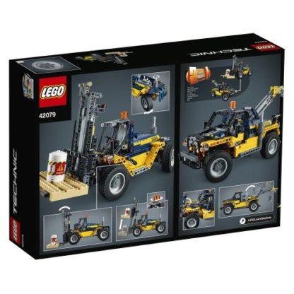LEGO Technic 42079 Schwerlast-Gabelstapler
