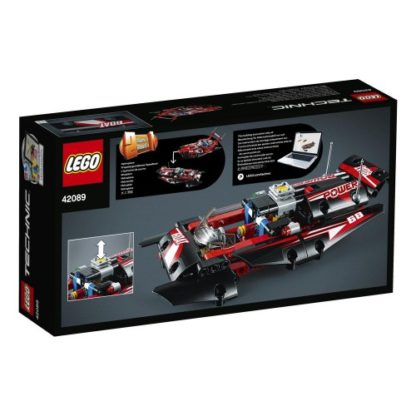 LEGO Technic 42089 Rennboot