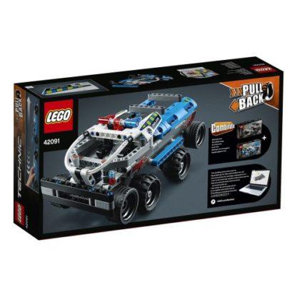 LEGO Technic 42091 Polizei Verfolgungsjagd