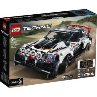 LEGO Technic 42109 Top-Gear Ralleyauto