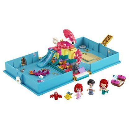 LEGO Disney Princess 43176 Arielles Märchenbuch