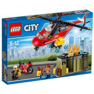 LEGO City 60108 Feuerwehrlöscheinheit