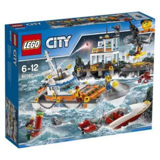 LEGO City 60167 Küstenwachzentrum