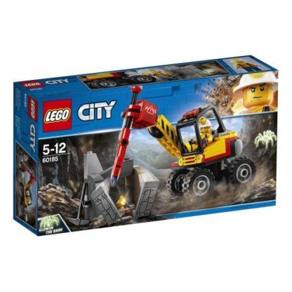 LEGO City 60185 Power-Spalter für den Bergbau