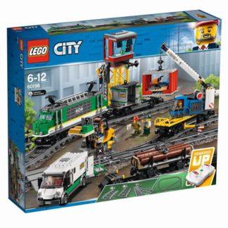 LEGO City 60198 Güterzug