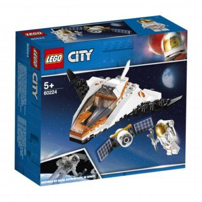 LEGO City 60224 Satelliten-Wartungsmission
