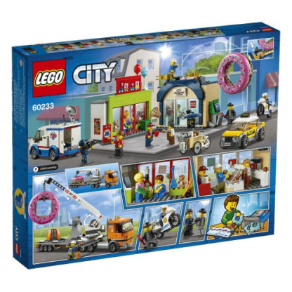 LEGO City 60233 Große Donut-Shop-Eröffnung