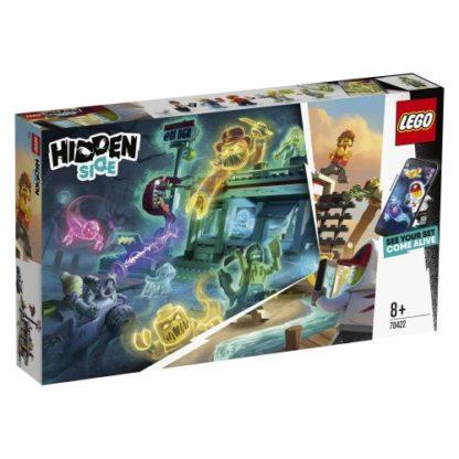 LEGO Hidden Side 70422 Angriff a. d. Garnelenhütte