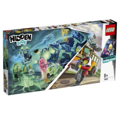 LEGO Hidden Side 70423 Bus Geisterschreck 3000