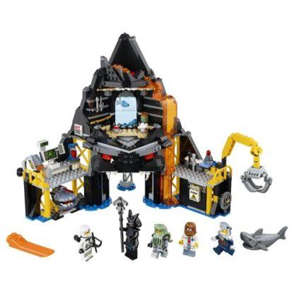 LEGO NINJAGO 70631 Garmadons Vulkanversteck
