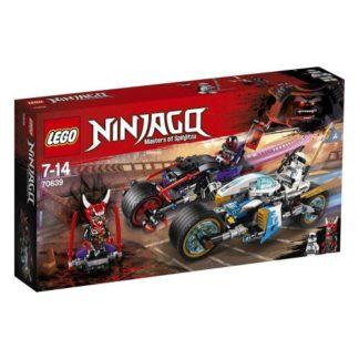 LEGO NINJAGO 70639 Straßenrennen des Schlangenjagu
