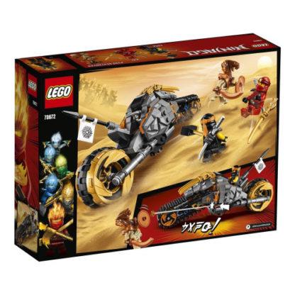 LEGO Ninjago 70672 Coles Offroadbike