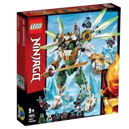 LEGO Ninjago  70676 Lloyds Titanmech