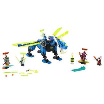 LEGO Ninjago 71711 Jays Cyber-Drache