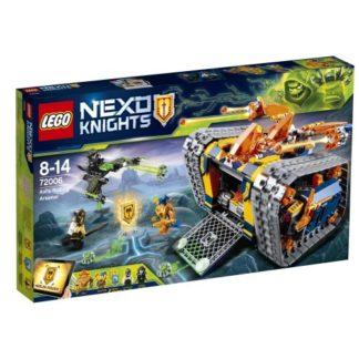 Lego NEXO KNIGHTS 72006 Axls Donnerraupe
