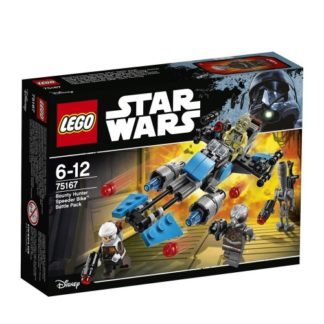 LEGO Star Wars 75167 Bounty Hunter Speeder Bike