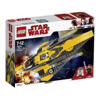LEGO Star Wars 75214 Anakins Jedi Starfighter