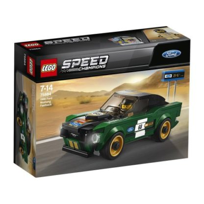 LEGO Speed Champions 75884 1986 Ford Mustang