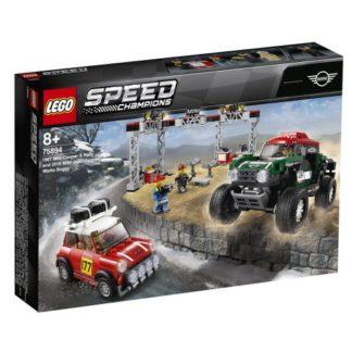 LEGO Speed Champions 75894 Rallyeauto Mini Cooper